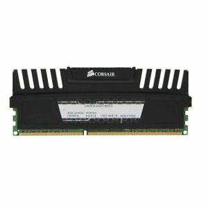 4GB DDR3 1600MHz CL9 PC3-12800U 240pin DIMM Memory RAM Corsair Vengeance Black