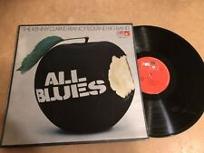 Tous les Blues LP-KENNY CLARKE-Franey Boland Big Band - 1973 UK pressing N/Comme neuf