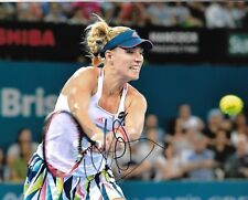ANGELIQUE KERBER SIGNED 8X10 PHOTO TENNIS US OPEN WIMBLEDON FRENCH AUSTRALIAN D