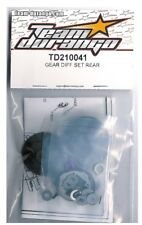 RC Team Durango TD210041 Gear Diff Set Rear DETC410 v2 1/10 4WD Touring Car NIB
