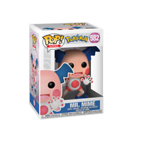 """MR. MIME Vinyl Figur 582"" Funko POP! Pokemon"