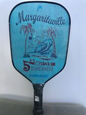 HEAD Margaritaville It's 5' Oclock Somewhere Pickleball Paddle