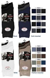 Men's Best Quality Executive Premium Cotton Lycra Formal Socks UK Size 11-14