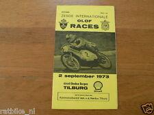 1973 INTERNATIONALE OLOF RACES CIRCUIT BEEKSE BERGEN TILBURG 2-9-1973,DE VRIES