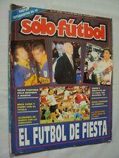 RIVER PLATE America CHAMPION 1996 - Solo Futbol Magazine - Vs AMERICA DE CALI