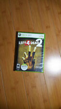 Left 4 Dead 2 Microsoft Xbox 360 Very good Condition! Fast Shipping!