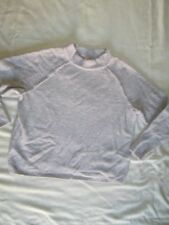NEW! $129 Free People sz M medium womens sweater lilac bubble urban outfitters