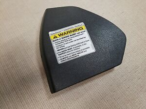 2003-2009 MERCEDES W211 RIGHT PASSENGER DOOR COVER TRIM BLACK A2117270248