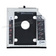 2nd Hard Drive HDD SSD Caddy for Lenovo ThinkPad R400 R500 W700 W701 T420i T430