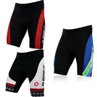 New Team Pro Cycling Shorts Men Mountain Bike Bicycle Cycling Bib Shorts S-3XL