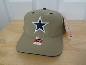 Vintage NFL Dallas Cowboys Fitted Size 7 1/4 Cap Hat 90s American Needle NEW NWT