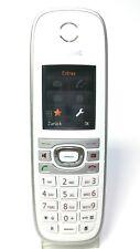 GIGASET C610 combiné Blanc pour C595 cx590 cx595 C610 CX610 CX610A COMME NEUF