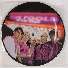 THE FOOLS: Sold Out EMI Stock PICTURE DISC It's A Night for Beautiful Girls