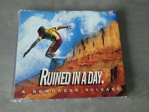 New Order – Ruined in a day cd single punk new wave kbd joy division