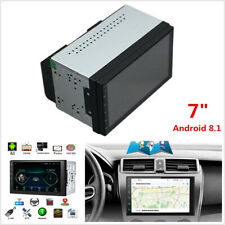 """7"""" Android 8.1 Double 2Din InDash Car GPS Navigation Stereo Radio Wifi 3G 4G OBD"""
