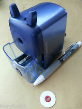 Deli Desktop Pencil Sharpener, FREE SHIPMENT Great Sales (BLUE)