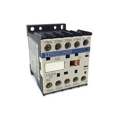 Contactor/Control Relay 050021 Telemecanique 24VDC 4NO CA3KN40BD
