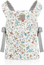 Gagaku Dolls Carrier Front and Back Soft Cotton for Baby Girls Over 18 Months, F