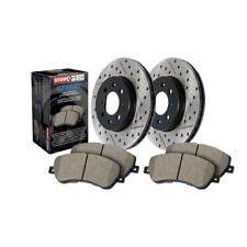 StopTech 938.33536 Street Axle Pack Brake Kit For 99-06 Audi TT NEW