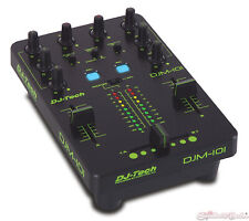 DJ Tech DJM101 Mixer Style USB MIDI Controller w/ Deckadance LE Software