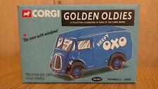 Corgi Golden Oldies 06202 Morris J Van OXO
