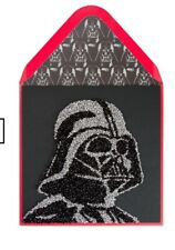 Papyrus Star Wars Disney Darth Vader CELEBRATE DARK SIDE Birthday Greeting Card