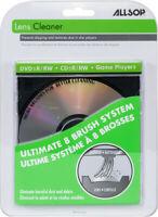 Allsop Eight Brush CD Laser Lens Cleaner [New Cleaner]