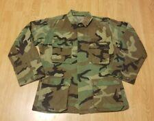 Vintage Military Army Camo Jacket Small