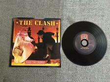 The Clash Rock The Casbah CD Single Card Sleeve