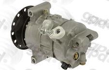 Global Parts Distributors 6512469 New Compressor And Clutch