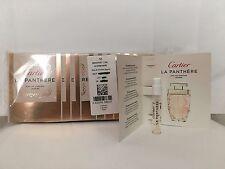 LA PANTHERE LEGERE By CARTIER Eau De Parfum Spray .05 fl. oz. 1,5 ml. Lot of 12