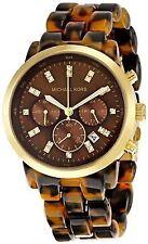 Michael Kors Oversized Tortoise MK5216 Wrist Watch for Women