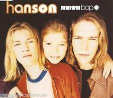 HANSON - MMMBop (UK 4 Track CD Single Part 1)