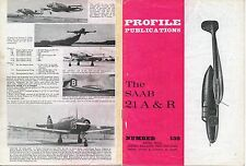SAAB 21 A & R - Profile Publications - Number 138