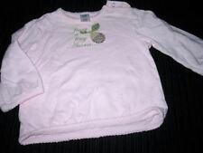Gap 3 6 mo Tiny Acorn pink Long sleeve top