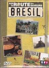SUR LA ROUTE DES SAVEURS - BRESIL - DVD TF1 - UN VOYAGE CULINAIRE DVD NEUF