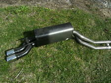Holden Commodore Wagon & Adventurer rear muffler