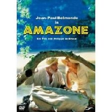 Amazone DVD Adventure with Jean Paul Belmondo UVM NEW