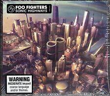 CD - FOO FIGHTERS - Sonic Highways