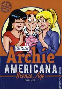 Best of Archie Americana TPB #3-1ST VG 2018 Stock Image Low Grade
