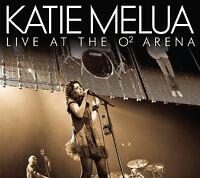 KATIE MELUA - LIVE AT THE O2 ARENA  CD NEU
