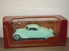 Peugeot 402 Eclypse 1936 - Elysee ELY 531 France 1:43 in Box *35326