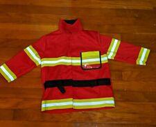 Melissa & Doug Fire Chief Jacket Approx 3-6 yrs