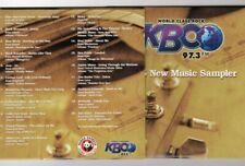 KBCO Studio C 2005 New Music Sampler - DAVE MATTHEWS, MOBY, AIMEE MANN, AMOS LEE