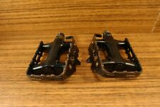 1992 Shimano Deore LX pedals PD-M550 made in Japan 9/16''