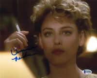 VIRGINIA MADSEN SIGNED AUTOGRAPHED 8x10 PHOTO VERY PRETTY SEXY RARE BECKETT BAS