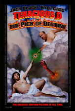 TENACIOUS D IN: THE PICK OF DESTINY Movie POSTER 27x40 Jack Black