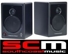 CERWIN VEGA XD3 2 Way ACTIVE STUDIO DESKTOP SPEAKER MONITORS PAIR NEW + WARRANTY