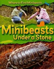 Minibeasts Under a Stone (Where to Find Minibeasts) by Ridley, Sarah