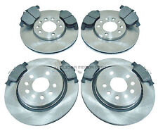SAAB 9-3 93 VECTOR SPORT 1.9 TiD 2.2 2.0 FRONT & REAR DISCS & PADS (CHECK SIZE)